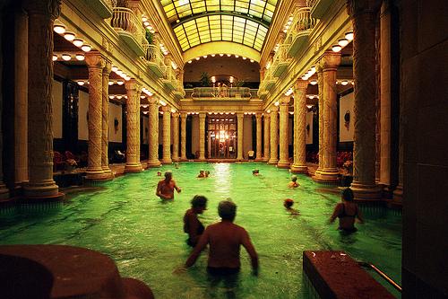 Rudas Baths A Must Visit While In Budapest Taste Adventure