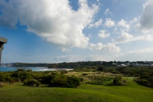 Clifftop - view from my room