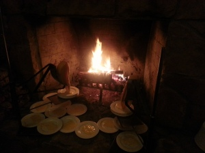 Raclette - Traditional Fire