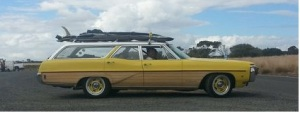 Surfer Wagon